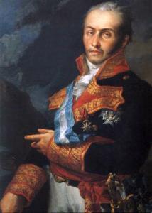 Portrait of Lieutenant-General Caro y Sureda, 3rd marqués de La Romana